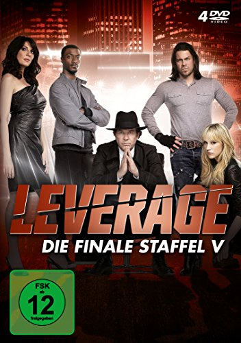 Leverage Staffel 5 (4 DVDs)
