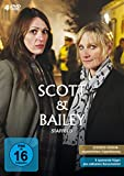 Scott & Bailey - Staffel 3 (4 DVDs)