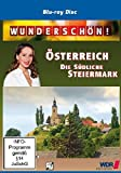 Wunderschön! - Österreich: Steiermark [Blu-ray]