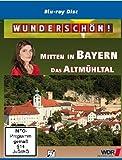 Wunderschön! - Mitten in Bayern: Das Altmühltal [Blu-ray]