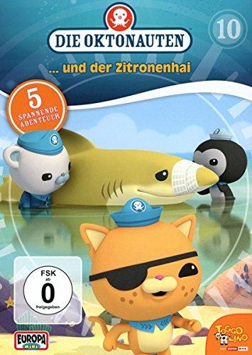 Die Oktonauten, Vol.10: Die Oktonauten und der Zitronenhai