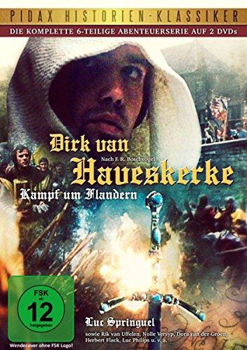 Dirk van Haveskerke - Kampf um Flandern