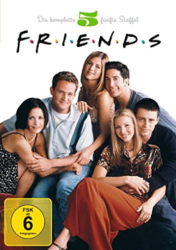 Friends Staffel  5 Box Set (4 DVDs)