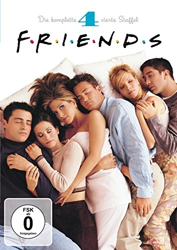 Friends Staffel  4 Box Set (4 DVDs)