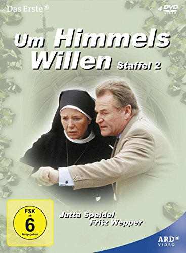 Um Himmels Willen Staffel  2 (4 DVDs)