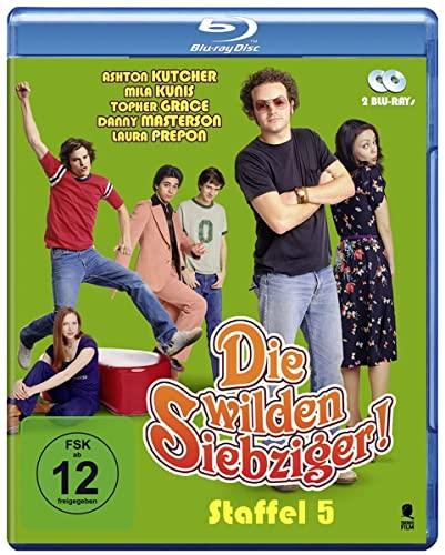 Die wilden Siebziger! Staffel 5 [Blu-ray]