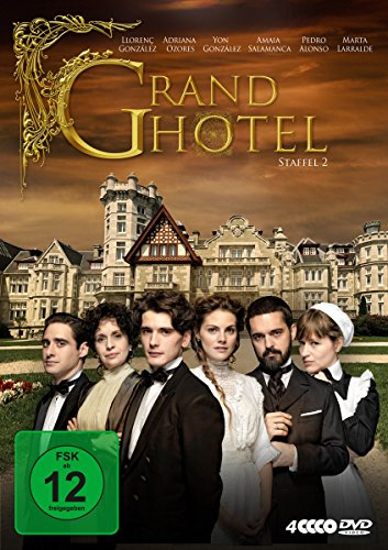Grand Hotel Staffel 2 (4 DVDs)