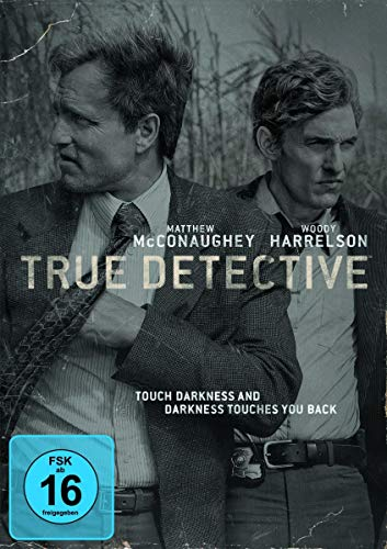 True Detective Staffel 1 (3 DVDs)