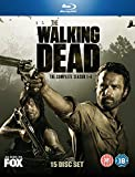 The Walking Dead - Seasons 1-4 [Blu-ray]
