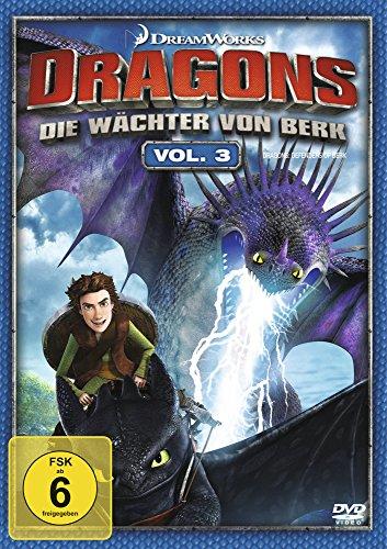 Dragons Die Wächter von Berk, Vol. 3