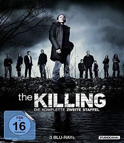 The Killing Staffel 2 [Blu-ray]