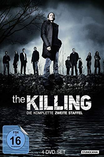 The Killing Staffel 2 (4 DVDs)