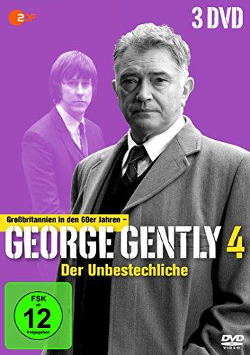 George Gently - Der Unbestechliche: Staffel 4 (3 DVDs)