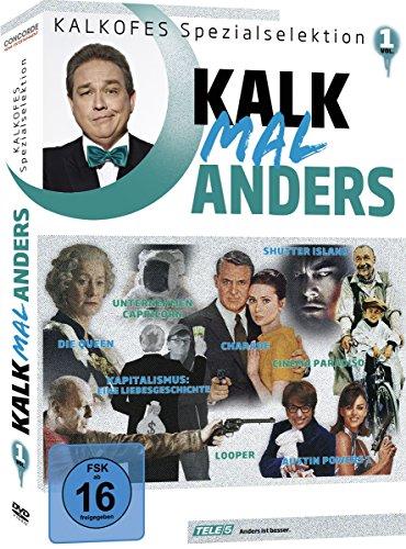 Kalk mal anders - Kalkofes Spezialselektion Vol . 1 (8 DVDs)