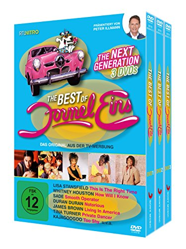 Best of Formel Eins - Next Generation (3 DVDs)