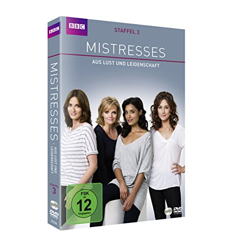 Mistresses Aus Lust und Leidenschaft: Staffel 3 (2 DVDs)