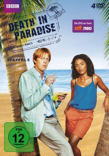 Death in Paradise Staffel 3 (4 DVDs)