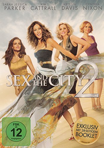 Sex And The City 2 (mit 28-seitigem Booklet)