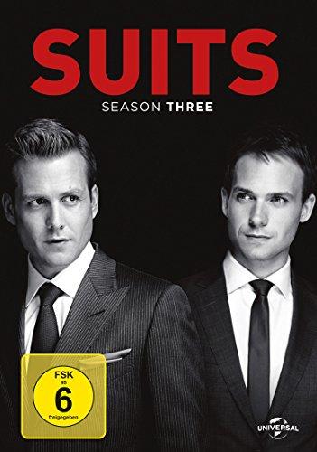 Suits Staffel 3 (4 DVDs)