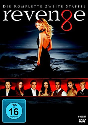 Revenge Staffel 2 (6 DVDs)