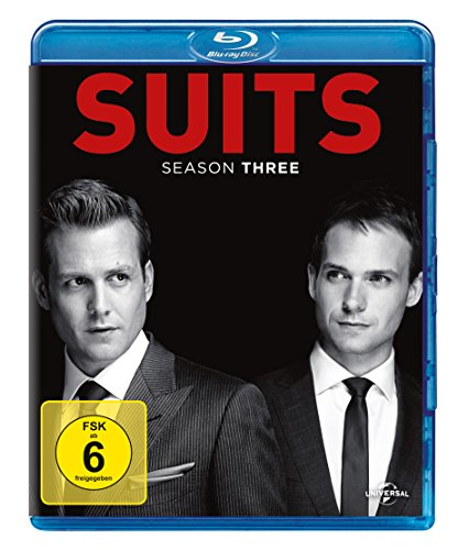 Suits Staffel 3 [Blu-ray]