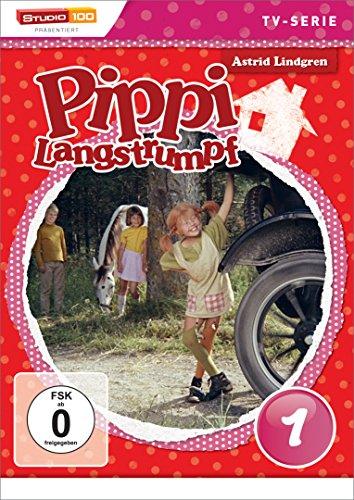 Pippi Langstrumpf TV-Serie 1