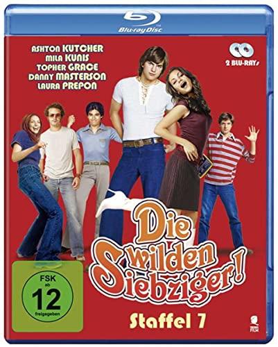 Die wilden Siebziger! Staffel 7 [Blu-ray]