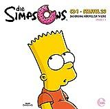 Die Simpsons - Original-Hörspiel: Staffel 23, Folge 1-3