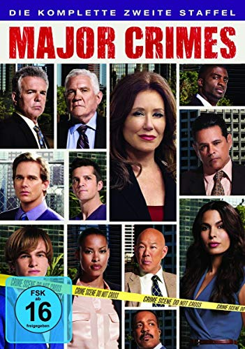 Major Crimes Staffel 2 (4 DVDs)