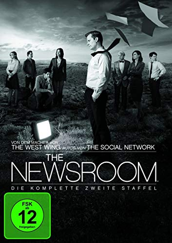 The Newsroom Staffel 2 (3 DVDs)