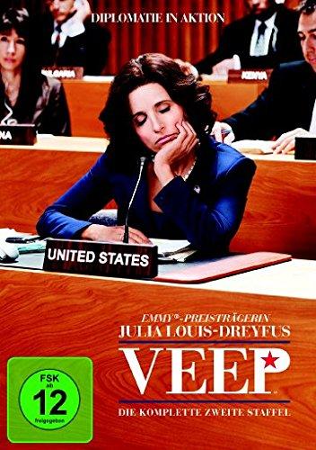 Veep Staffel 2 (2 DVDs)