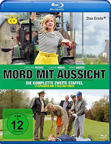 Mord mit Aussicht Staffel 2 Box [Blu-ray]
