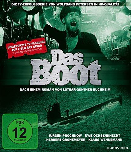 Das Boot TV-Serie [Blu-ray]