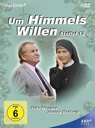 Um Himmels Willen Staffel 12 (5 DVDs)