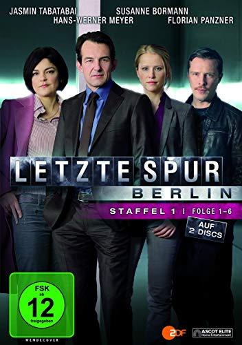 Letzte Spur Berlin Staffel 1, Folge 1-6 (2 DVDs)