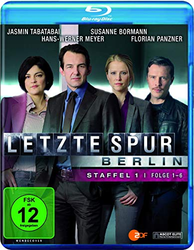 Letzte Spur Berlin Staffel 1, Folge 1-6 [Blu-ray]