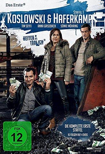 Koslowski & Haferkamp Staffel 1 (4 DVDs)