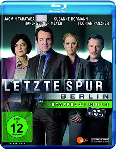 Letzte Spur Berlin Staffel 2, Folge 7-18 [Blu-ray]