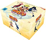 Naruto - Gesamt-Box (Special Limited Edition) (34 DVDs)