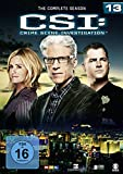 CSI - Season 13 (6 DVDs)