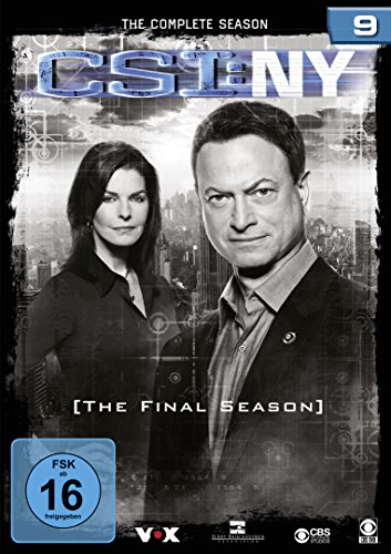 CSI: NY Season 9 (6 DVDs)