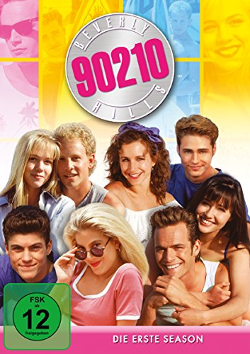 Beverly Hills 90210 Staffel  1 (6 DVDs)
