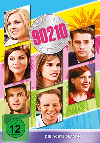 Beverly Hills 90210 Staffel  8 (7 DVDs)