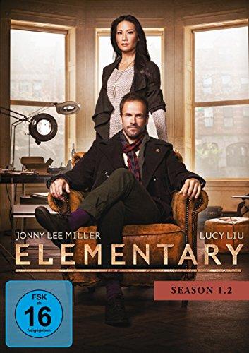 Elementary Staffel 1.2 (3 DVDs)
