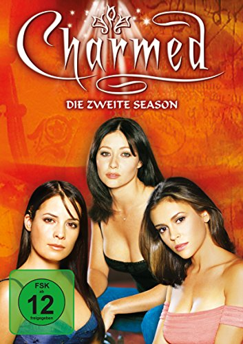 Charmed Staffel 2 (6 DVDs)