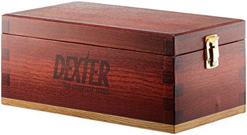 Dexter Die komplette Serie in Bloodslide Box [Blu-ray]