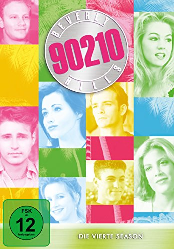 Beverly Hills 90210 Staffel  4 (8 DVDs)
