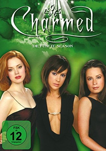 Charmed Staffel 5 (6 DVDs)