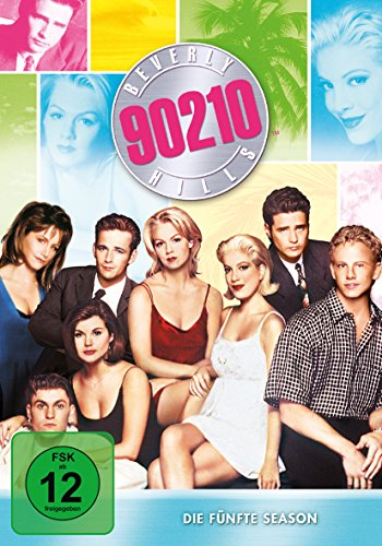 Beverly Hills 90210 Staffel  5 (8 DVDs)