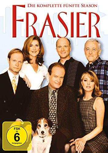 Frasier Season  5 (4 DVDs)